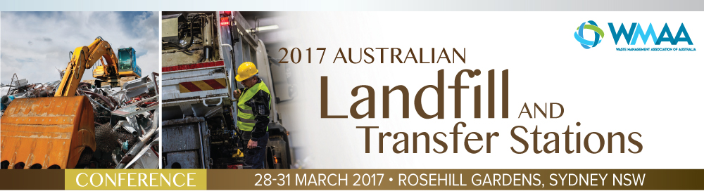 WMAA 2017 Landfill and Transfer Stations Conference