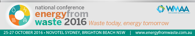 WMAA 2016 Energy from Waste Conference
