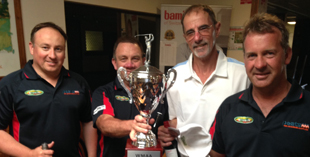SA Branch Golf Day winners